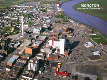 Moncton, New Brunswick (Courtesy: Century 21)