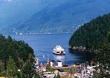 Snug Cove, Bowen Island, Metro Vancouver, BC (Courtesy: bcadventure.com)