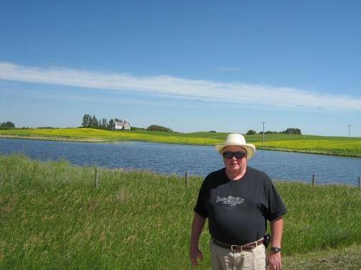 Hendrik Slegtenhorst, Carmel, Saskatchewan, Canada