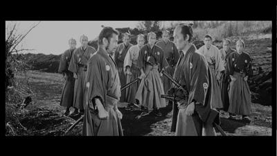 Sanjuro, Akira Kurosawa, samurai, ronin