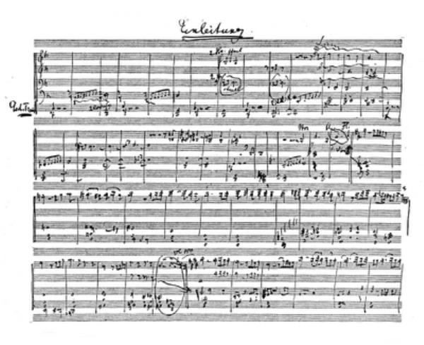 Under the Glimmer of the Urban Night, Gustav Mahler, Symphony 10