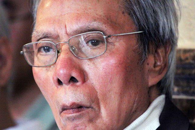 Nguyen Chi Thien, Vietnamese Poet