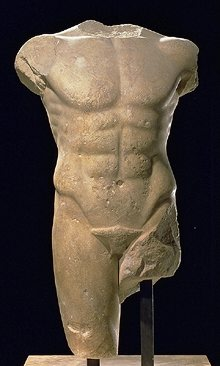 Caravaggio's Dagger, Miletus Torso