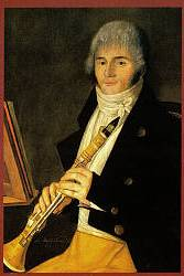Anton Stadler - The reason we have the concerto but have lost the autograph.