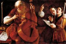 Giovanni Domenico Lombardi - Concert with Two Singers