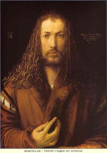 Albrecht Durer at 28