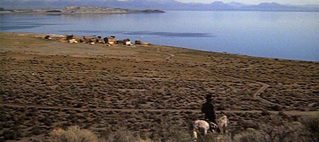 Still from High Plains Drifter