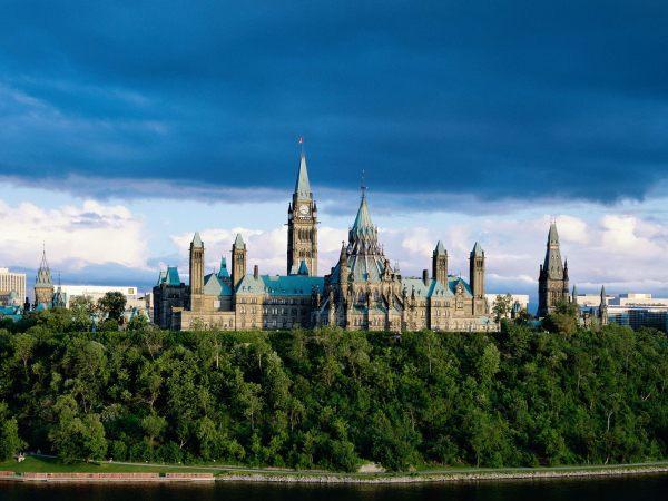 Parliament of Canada, Ottawa, Ontario