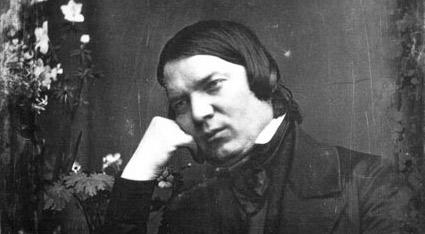 Robert Schumann (Courtesy: Unknown)
