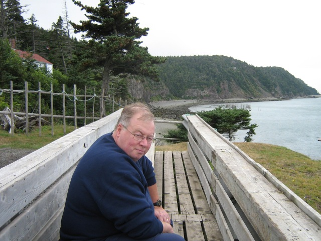 Whistle Road, Grand Manan, AB. 24 August 2007. (Photo: Gloria Steel)