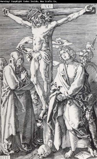 Albrecht Dürer, The Crucifixion, 1511.