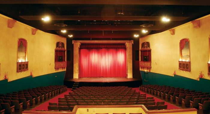 Capitol Theatre, Interior (Courtesy: www.capitoltheatre.bc.ca)