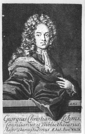 Georg Christian Lehms (Courtesy: Wikipedia)