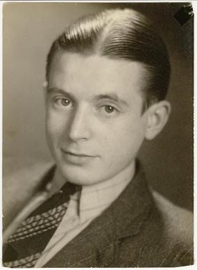 My father, Hendrik Slegtenhorst, 1941
