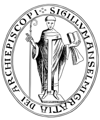 Seal of Anselm, Archbishop of Canterbury