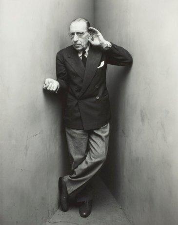 Igor Stravinsky (Courtesy: www.artic.edu)