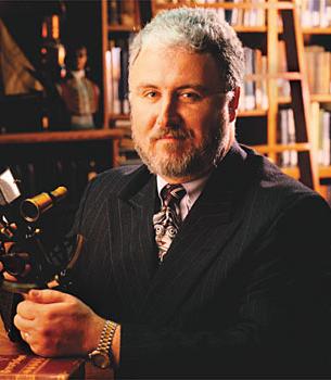 Dr. James Delgado, Ph.D. (Courtesy: www.nauticalarch.org)