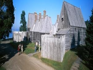 Port-Royal (Courtesy: www.novascotia.com)