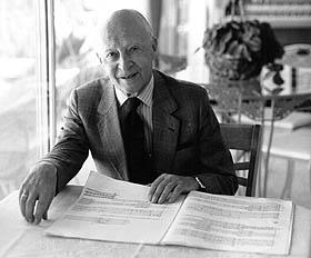 Witold Lutosławski (Courtesy: www.usc.edu)
