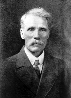 Stephan G. Stephansson, aged 70, 1923 (Courtesy: Glenbow-Alberta Institute)