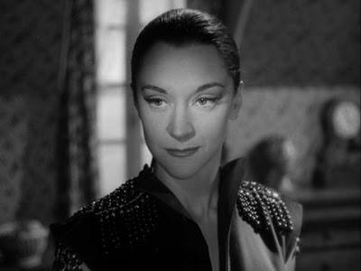 Maria Casarès as Death in Jean Cocteau's Orphée