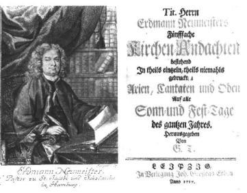 Erdmann Neumeister (Courtesy: www.let.rug.nl)