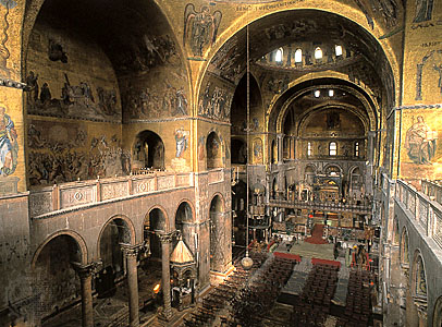 Basilica di San Marco (Courtesy: brittanica.com)