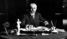 Sir Edward Elgar (Courtesy: last.fm)