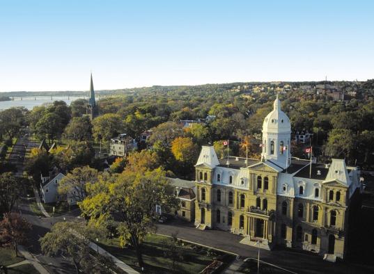 New Brunswick Legislative Assembly. Fredericton, New Brunswick (Courtesy: canadainpictures.com)
