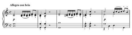 Beethoven, Op. 2/3