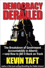 Democracy Derailed (Courtesy: amazon.ca)