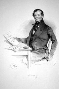 Anton Diabelli (Courtesy: en.wikipedia.org)