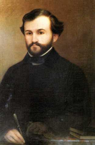 Verdi, portrait by Molentini, 1839-40 (Courtesy: www.verdi.san.beniculturali.it)