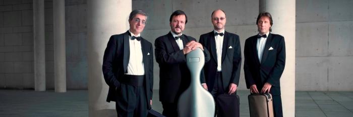 The Borodin Quartet (Courtesy: borodinquartet.com)