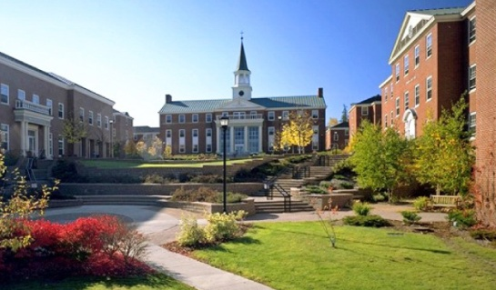 St. Thomas University, Fredericton, NB (Courtesy: www.apala.ca)