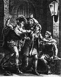 Fidelio, beginning of Act II (Courtesy: www.lvbeethoven.com