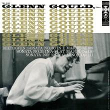 Glenn Gould: Beethoven Sonatas Opp. 109, 110, 111 (Courtesy: www.myplaydirect.com)