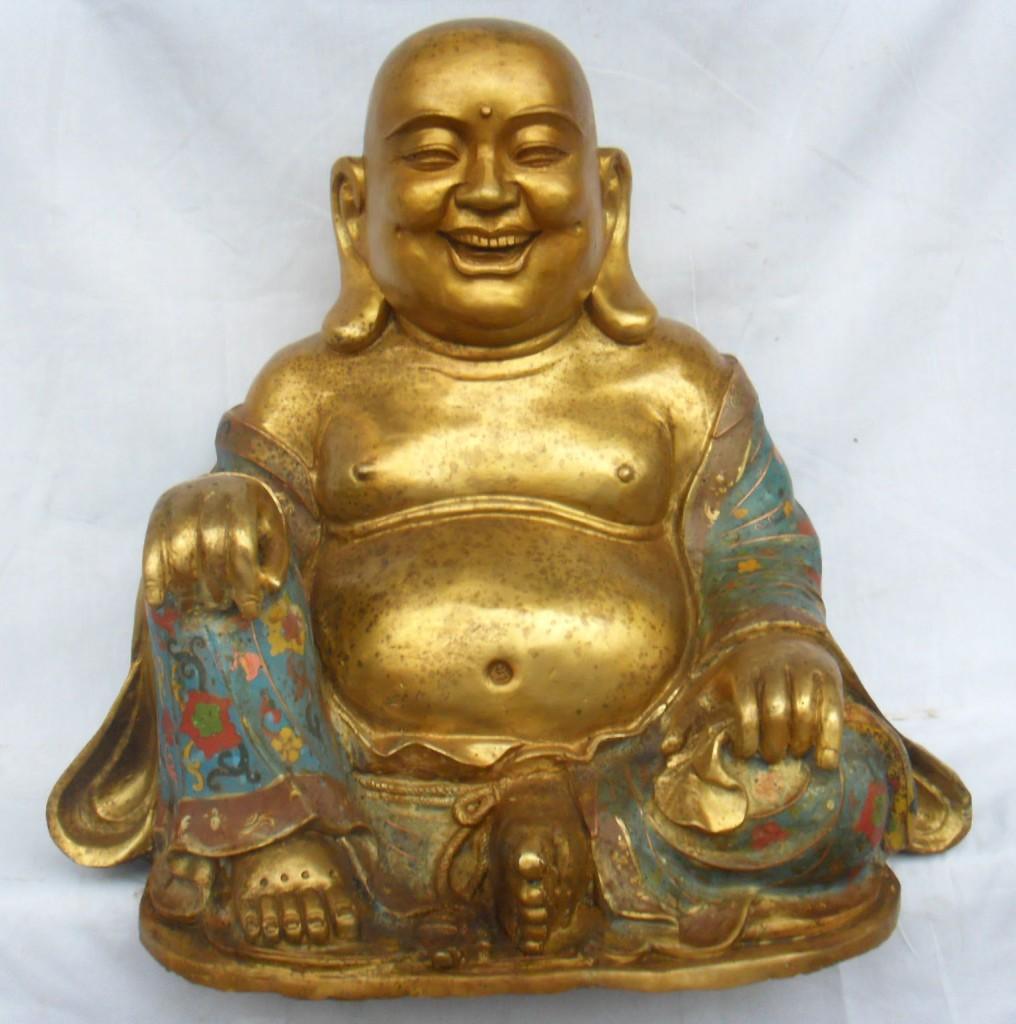 Popular representation of Buddha