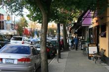 South Granville, Vancouver, Canada (Courtesy: www.markjwalker.ca)