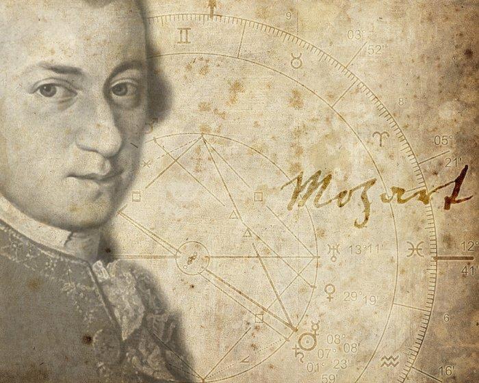 Mozart (Courtesy: josiahwilkinson.com)