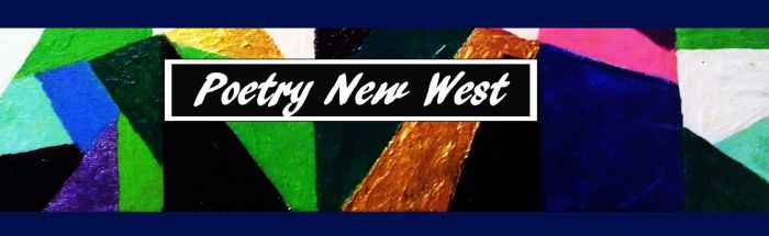 Poetry New Westminster Logo (Courtesy: Candice James)
