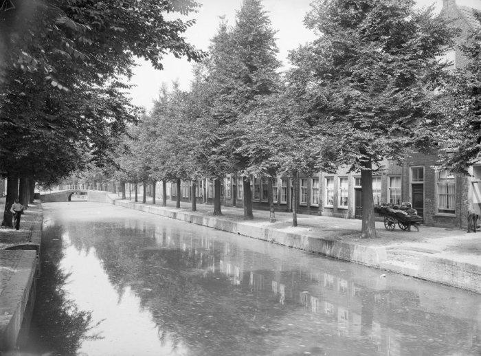 Levendaal, from the Kraaiers bridge near the Koene bridge