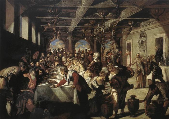 tintoretto_theweddingfeast 1545