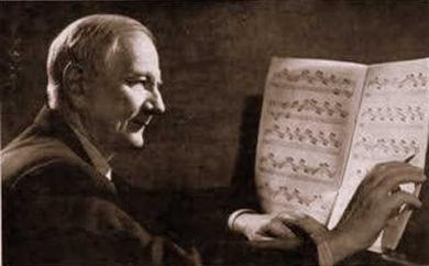 Ernő Dohnányi (Courtesy: www.vpr.net)