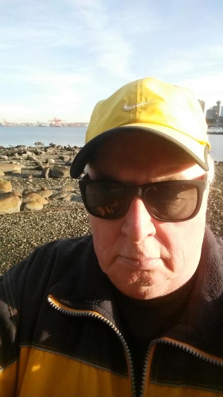 Hendrik Slegtenhorst, 2 February 2017, Stanley Park, Vancouver (Photo: Hendrik Slegtenhorst)