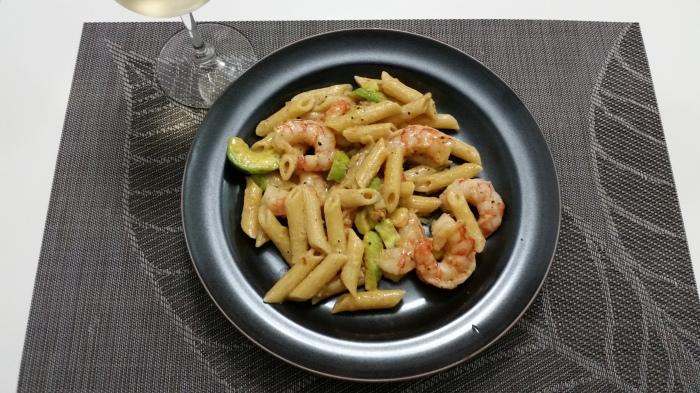 171026 Shrimp Pastis