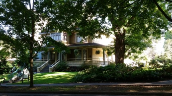 Barclay Manor, Barclay St, West End, Vancouver