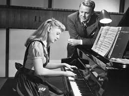 June Allyson and Van Johnson in Too Young to Kiss