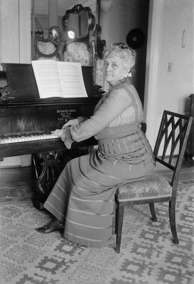Teresa Carreño (1917)
