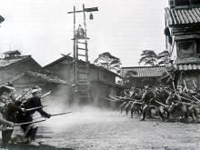 Still from Akira Kurosawa's Yojimbo